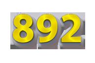 numeri 892
